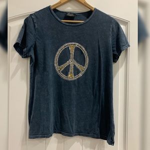 Tryst Peace Sign Shirt